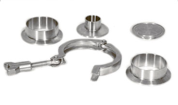 Tri clover fittings
